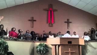 Hampton Memorial COGIC Choir Grateful by Kurt Carr