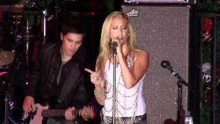 Ashley Tisdale - Live At Citadel  in the Los Angeles area - Tell me lies & What If 2009