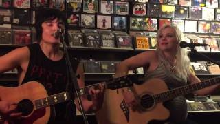 The Dollyrots - Because I'm Awesome (acoustic cover)