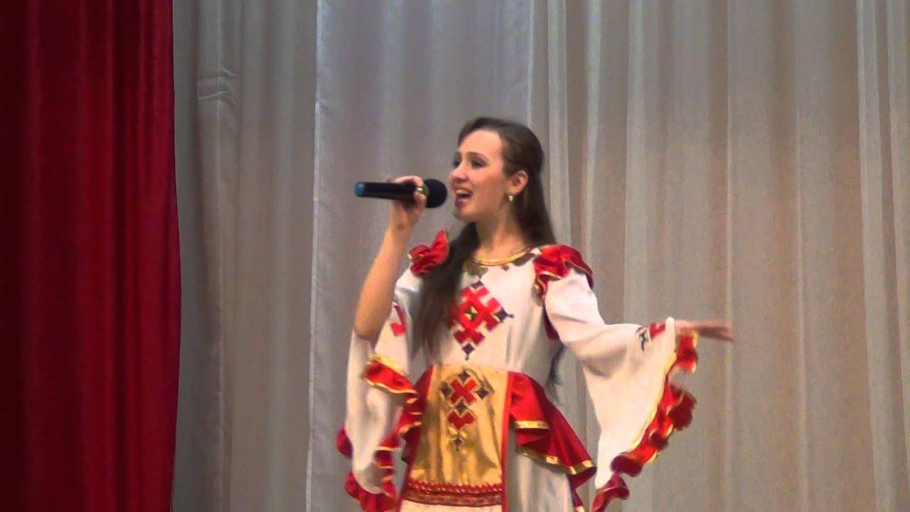 Кристина Софронова — Кукамай [03.11.2014]