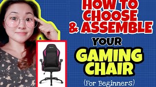 Unboxing Sharkoon Elbrus 1: How to Assemble + First Impression Review (Filipino Tagalog)