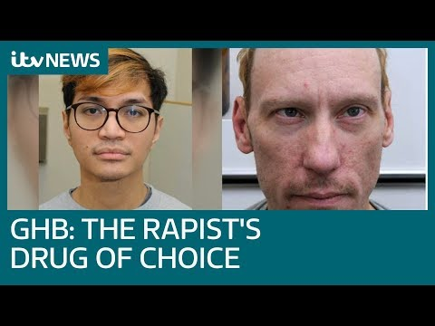 What is GHB, the rapist's drug of choice? | ITV News