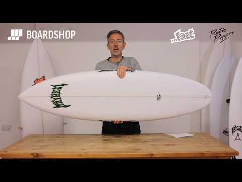 Lost Retro Ripper Surfboard Review