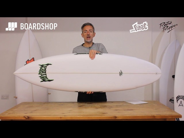 Lost Retro Ripper Surfboard Review
