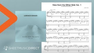 View From The Other Side Var. 1   Ludovico Einaudi   Piano Solo (Seven Days Walking: Day 5)
