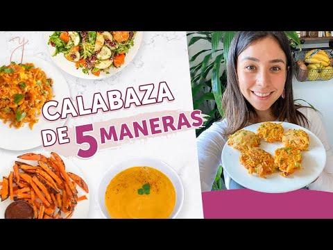 Recetas Con Calabaza: 5 Preparaciones Increíbles