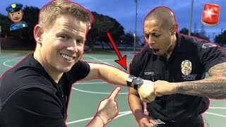 I stole a police officer's WATCH | Rick Smith Jr.