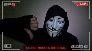 🔴 Channel Hacked By Game Master!!  PROJECT ZORGO IS WATCHING... 🔴