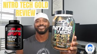 MuscleTech NitroTech Whey Gold Protein Review
