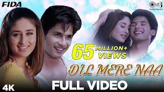 Dil Mere Naa Full Video - Fida I Kareena Kapoor & Shahid
