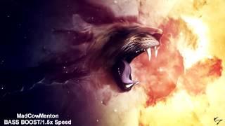 Skrillex & Kill The Noise - Recess (Flux Pavilion Remix) BASS BOOST/1.5x Speed