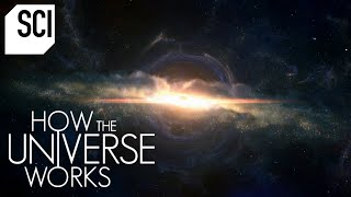 The Milky Ways Supermassive Black Hole | How The Universe Works