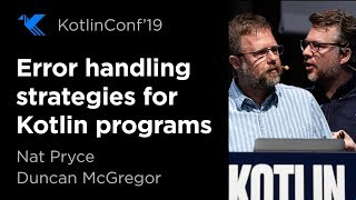 Failure Is Not an Option - Error Handling Strategies for Kotlin Programs