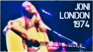 Joni Mitchell - Live in London (1974)