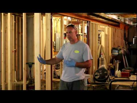 How to Acid Stain a Basement