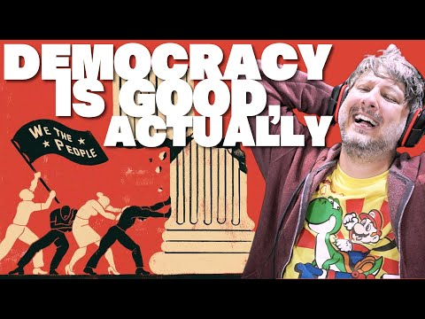 Democracy is Good, Actually | Very Important Docs²⁵