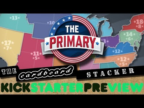 Preview - The Primary (Mountaintop Games)