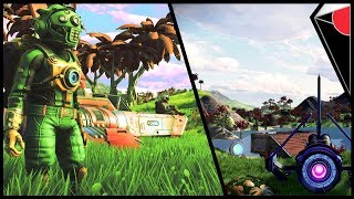 NO MAN'S SKY NEXT TRAILER ANALYSIS | TONS OF NEW FEATURES + A VISUAL OVERHAUL