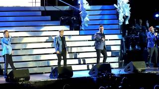 Westlife The Farewell Tour Ain't That A Kick In The Head Birmingham 20/05/2012