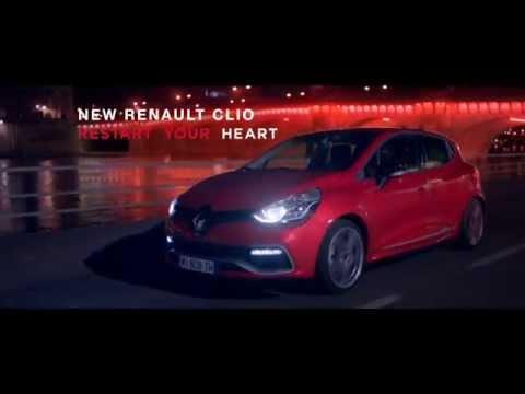 Renault Clio Commercial