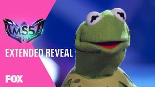 Snail Reveal (Extended) | Season 5 Ep. 1 | THE MASKED SINGER