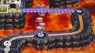 Super Mario Wii World 8 secret level