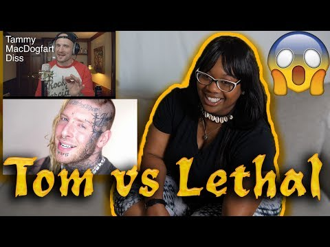 Mom reacts to Tom MacDonald vs Mac Lethal Rap Beef | Reaction