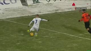 FC Botosani - Dunarea Calarasi: Hervin Ongenda Deschide Scorul In Min. 37