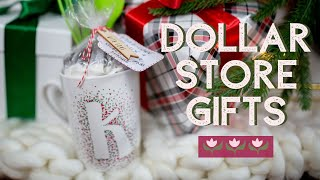 Make These Cute DIY Gifts...All From The Dollar Store!