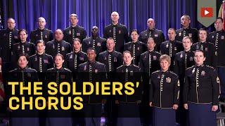 The Star-Spangled Banner- The Soldiers