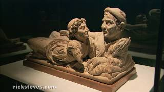 Thumbnail of the video 'Etruscan Civilization in Tuscany'