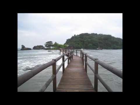 immagine di anteprima del video: Una giornata di pioggia nell'isola di Principe in Africa
