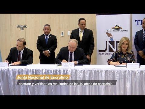 Junta Nacional de Escrutino funcionará en el Parlatino