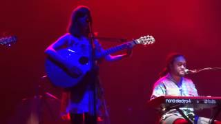 French For Rabbits - Claimed By The Sea - Live  @ l'Olympia Paris - 05-10-2014