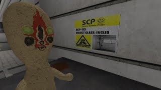 SCP Containment Breach Obby! [Roblox] : ผจญภัยองกรณ์ SCP
