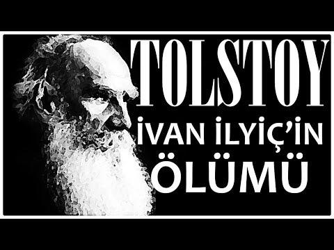 """""""İvan İlyiç in Ölümü"""" TOLSTOY sesli kitap tek parça Akın ALTAN"""