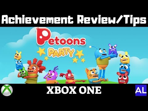 Petoons Party (Xbox One) Achievement Review/Tips