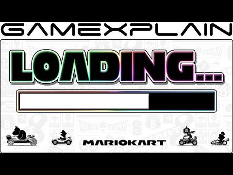 Mario Kart 8 Deluxe Load Times Comparison Nintendo Switch