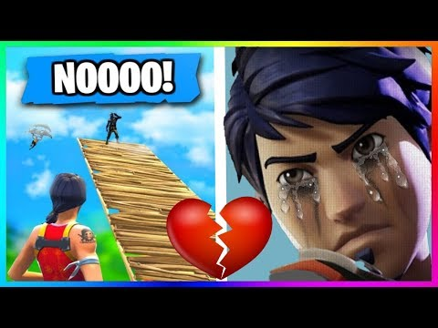 4 STORIE D'AMORE FINITE MALE su FORTNITE - Battle Royale