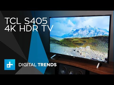 TCL S405 4K TV – Hands On Review