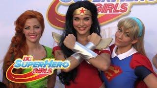 DC Super Hero Girls at Comic-Con International: San Diego! | DC Super Hero Girls