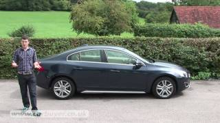 Volvo S60 saloon review - CarBuyer