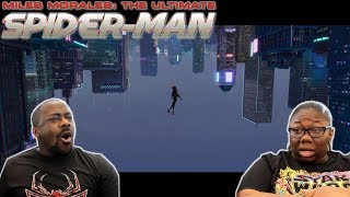 SPIDER-MAN: INTO THE SPIDER-VERSE - Official Teaser Trailer {REACTION!!}