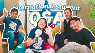 International Student Q&A! US College Apps (everything you want to know)✏️| Ep. 8