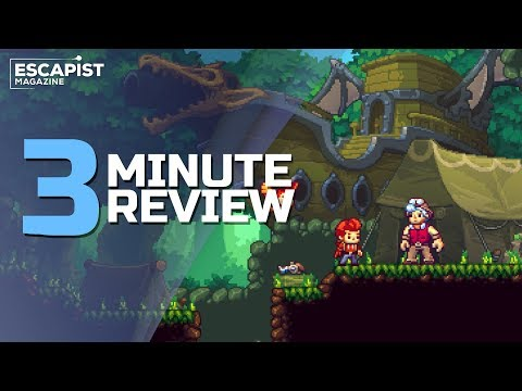 Eagle Island | Review in 3 Minutes