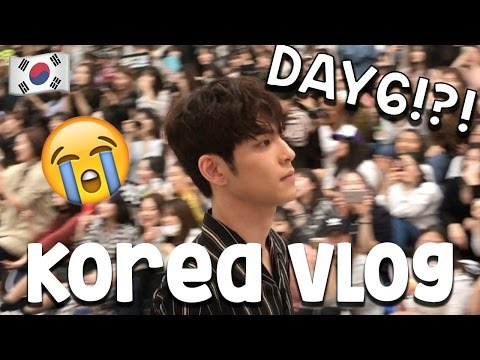 DAY6 BUSKING AT COEX MALL