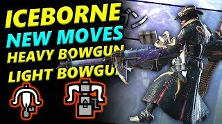 mhw iceborne bowgun - TH-Clip