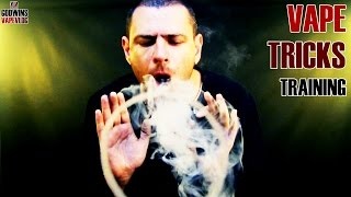 Mike Godwin - Vape Tricks compilation #1