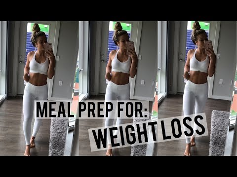 How To Meal Prep For Weight Loss | Beginners' Guide To Meal Prepping