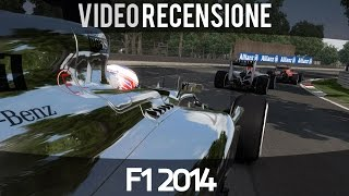 F1 2014 - Video Recensione - Gameplay ITA HD